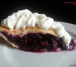 """Blueberry Pie,"" from Make It Like a Man!"