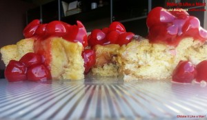 Day-Old Doughnut Coffee Cake, from Make It Like a Man!