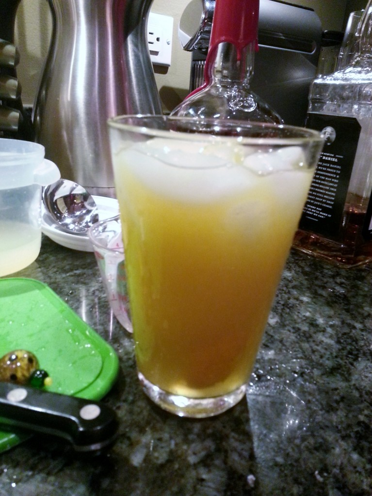 Kumquat Sour, via Make It Like a Man!
