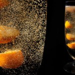 Kumquat Sparkler from Amy Wisniewski on Chow, via Make It Like a Man!
