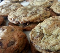 Chocolate Chip Cookies, from Make It Like a Man!