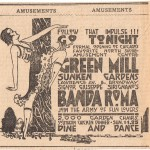 """""""Green Mill Sunken Gardens,"""" from Uptown History, via Make It Like a Man! The Vader"""