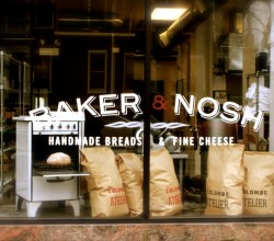 """Baker & Nosh,"" from The Sheridan Parkonian, via Make It Like a Man! Free Wi-Fi in Uptown"