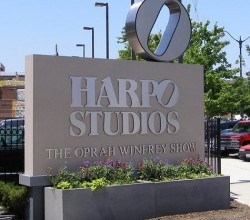 """""""Harpo Studios,"""" from Only Rooms, via Make It Like a Man! Free Wi-Fi in West Loop"""