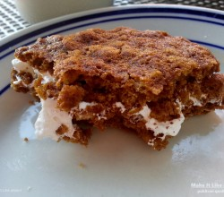 """Oatmeal Sandwich Cookie,"" from Make It Like a Man!"