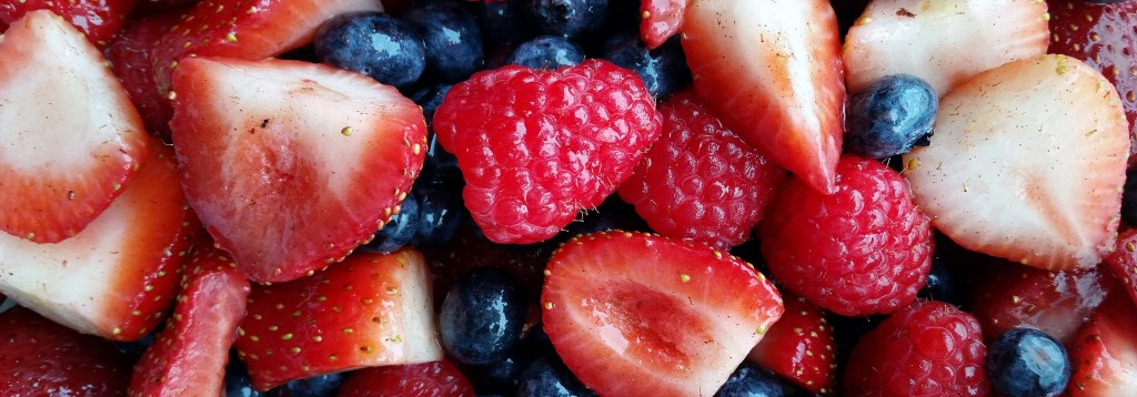 Strawberries, Blueberries, and Raspberries (32)! - excerpt