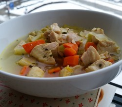 """Chicken Soup,"" from Make It Like a Man!"