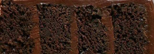 Chocolate Layer Cake - excerpt