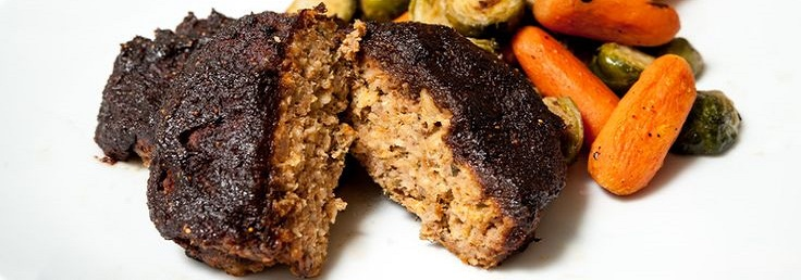 Fig-Glazed Meatloaf - excerpt