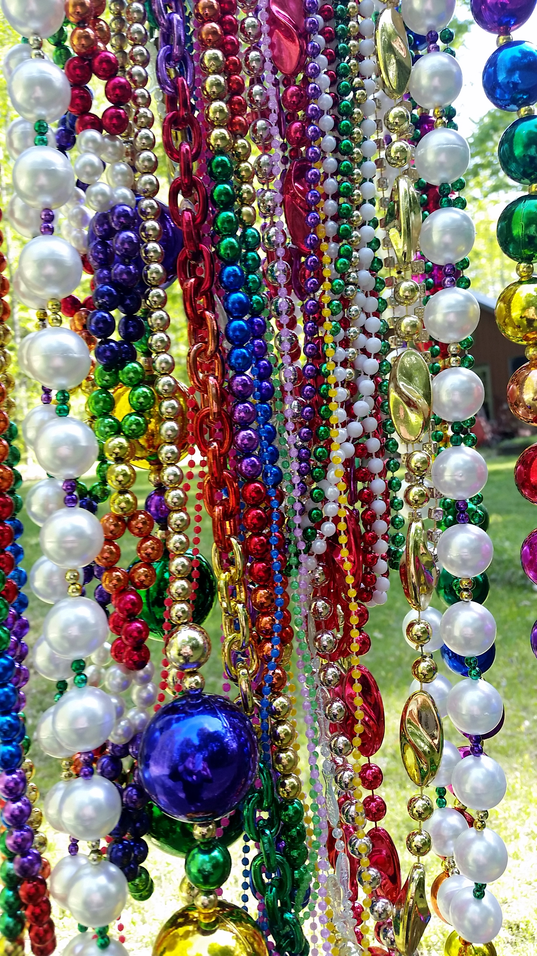 carnival hand necklace featured products trade fair beads beaded