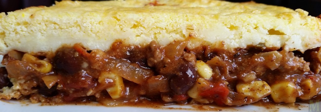 """Easy Tamale Bake,"" from Make It Like a Man"