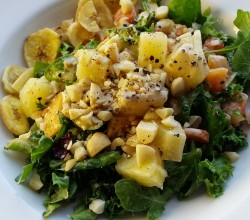 """Hawaiian Salad,"" from Make It Like a Man!"