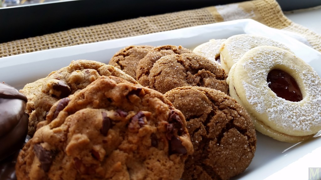 """'Christmas Cookies,"""" from Make It Like a Man! Bake Cookies Day"""