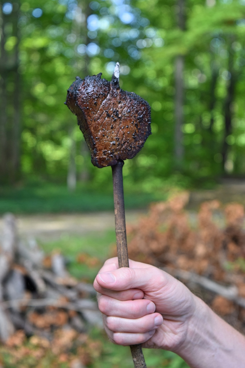 """Meat on a Stick,"" from Make It Like a Man!"