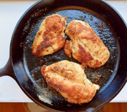 """Pan Fried Chicken,"" from Make It Like a Man!"