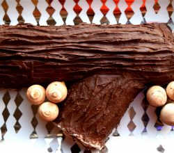 """Buche de Noël,"" from Make It Like a Man!"