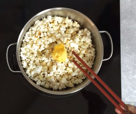 """""""Popcorn on the Stovetop,"""" from Make It Like a Man!"""