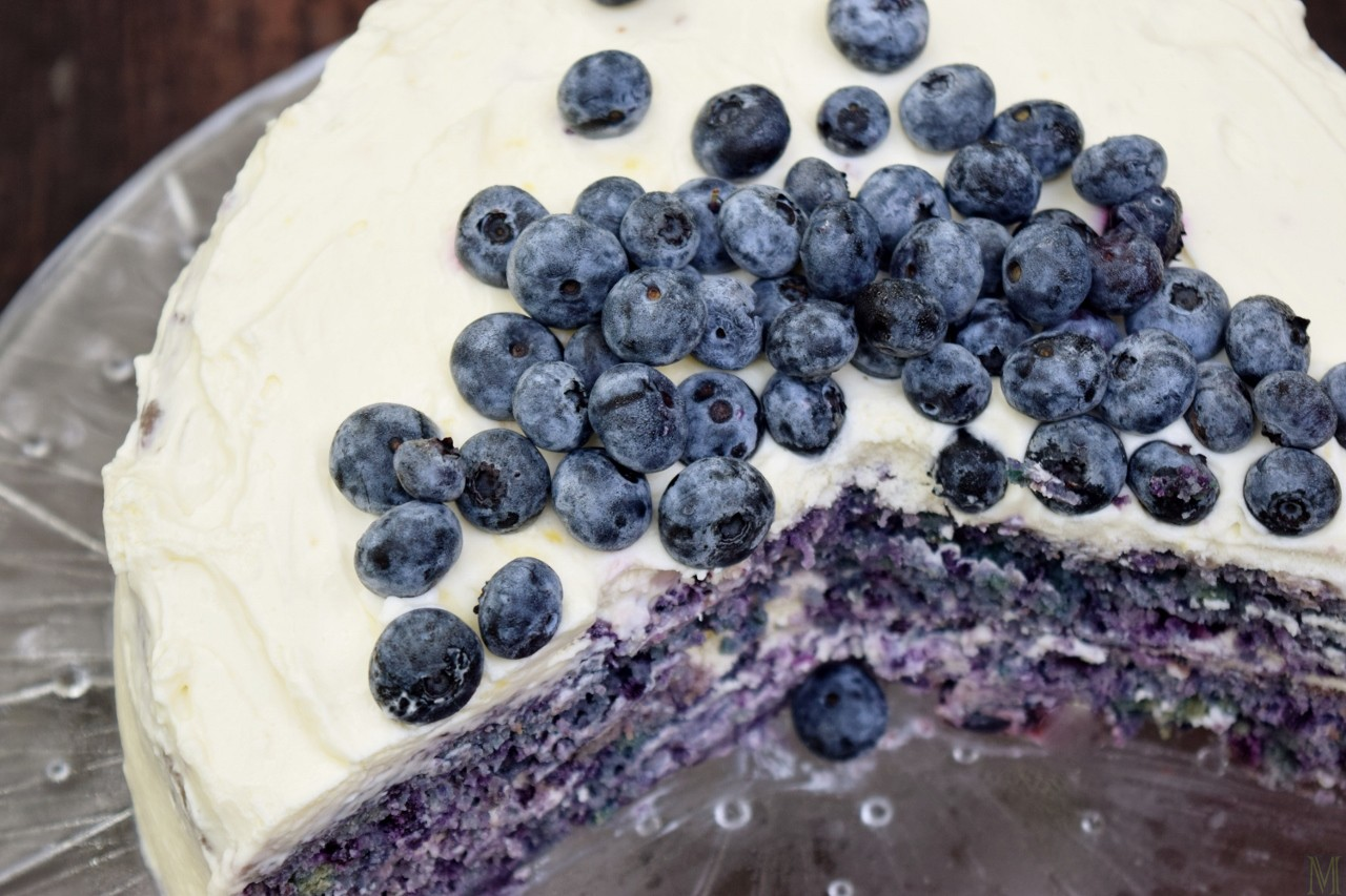 """Blueberry Cake,"" from Make It Like a Man!"