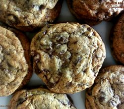 """Chocolate Chip Cookies,"" from Make It Like a Man!"