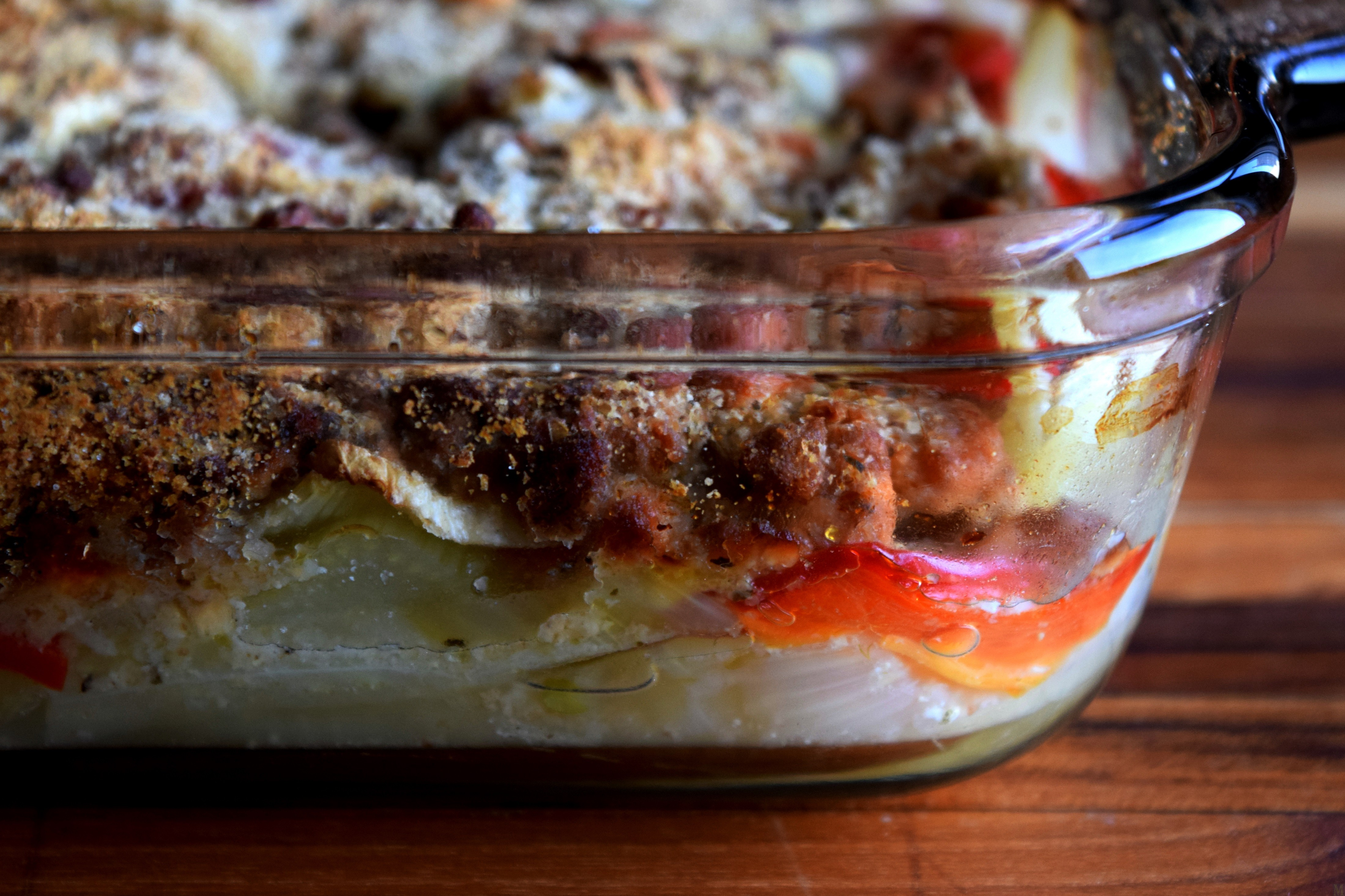 """""""Gratin of Baked Fennel,"""" from Make It Like a Man!"""